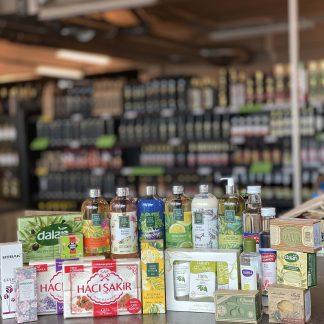 Pramoninės prekės - higienos priemonės